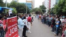 Kiran Chandra Speach at TechMahindra Office