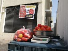 Selling Tomatoes at Patancheruvu